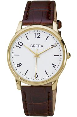 Breda Watches  - The Andrew in Gold