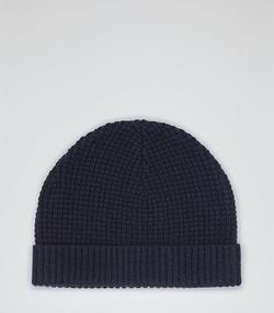 Ricky - Chunky Knit Beanie Hat