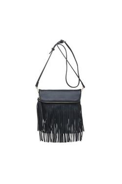 Urban Expressions - Phoenix Fringe Crossbody Bag