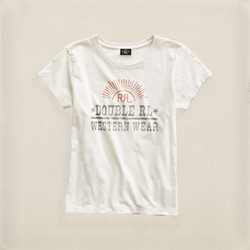 Ralph Lauren - Jersey Graphic T-Shirt