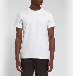 Jil Sander  - Crew Neck T-Shirt