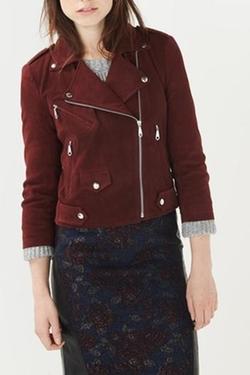 Rebecca Minkoff - Wes Moto Jacket