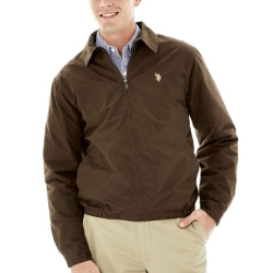 U.S. Polo Assn. - Micropoly Golf Jacket