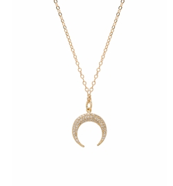 Eight by Gjenmi Jewelry - Diamond Cut Charm Chain Necklace