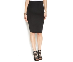 Vince Camuto - Scuba Pencil Skirt
