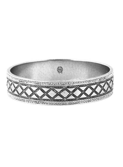 House Of Harlow 1960 - Shakti Engraved Bangle