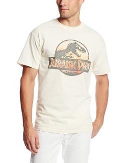 Jurassic Park - Safari Logo T-Shirt