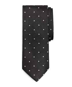 Brooks Brothers - Dot Repp Tie