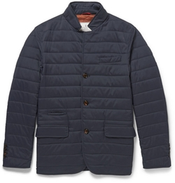 Brunello Cucinelli - Slim-Fit Quilted Shell Jacket