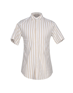 D&G - Stripe Short Sleeve Shirt