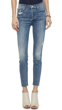 Mother - Stunner Ankle Fray Jeans