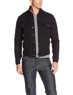 Naked & Famous Denim - Quilted Cotton Wool Jacket