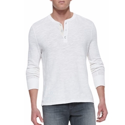 Rag & Bone - Slub-Knit Basic Henley