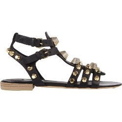 Balenciaga  - Arena Gladiator Flat Sandals