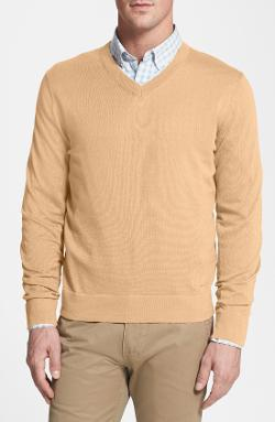 Façonnable  - V-Neck Sweater