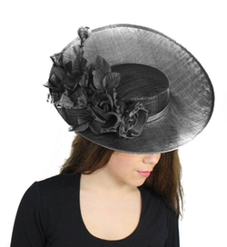 Hats by Cressida - Derby Fascinator Hat