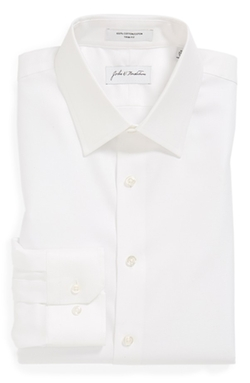 John W. Nordstrom - Non-Iron Houndstooth Dress Shirt