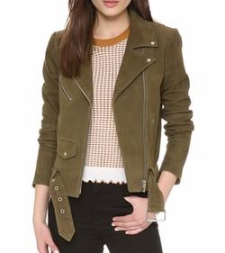 Veda - Jayne Suede Jacket