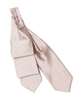 Dessy - Matte Satin Cravat