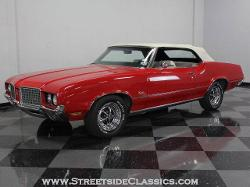 Oldsmobile  - Cutlass Convertible