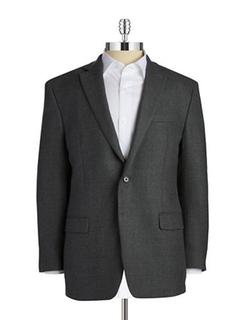 Lauren Ralph Lauren  - Two Button Wool Jacket