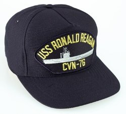 Naval Aviation - USS Ronald Reagan CVN-76Hat