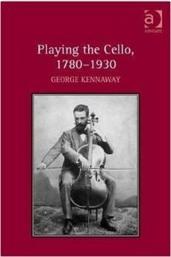 George Kennaway - Playing The Cello