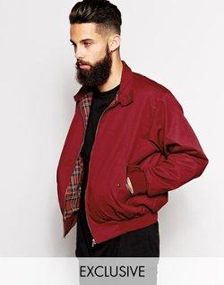 Reclaimed Vintage  - Harrington Jacket