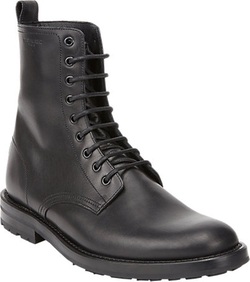 Saint Laurent  - Lace-Up Ranger Boots