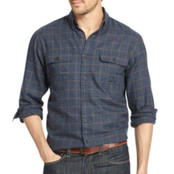 Arrow - Hunting Plaid Woven Shirt