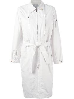 Yves Saint Laurent Vintage - Zipped Up Trench Coat