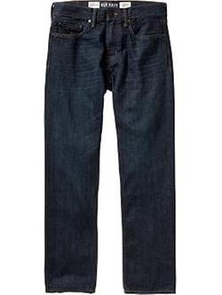 Old Navy - Premium Slim-Straight Jeans