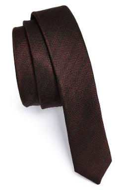The Kooples  - Woven Silk Tie