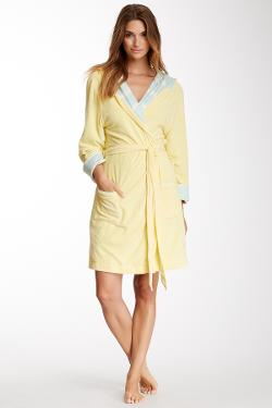 Munki Munki  - Hooded Loop Terry Robe