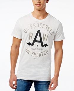 G Star - Raw Gelph Graphic-Print Logo T-Shirt