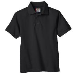 Dickies  - Mens Short-Sleeve Pique Polo Shirt