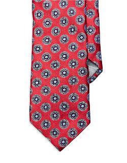 Ike Behar  - Medallion Patterned Tie
