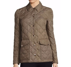 Burberry  - Westbridge Quilted Jacket