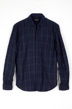 Velvet by Graham & Spencer - Abel Plaid Shirt