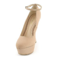 Bamboo -  Whistle-01 Dress Wedge Shoes