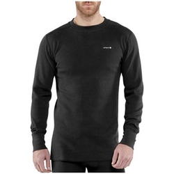 Carhartt - Heavyweight Cotton Thermal Crew Neck Shirt