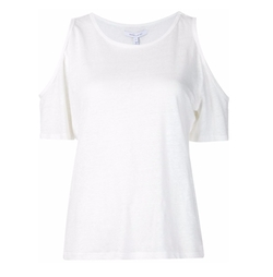 Derek Lam 10 Crosby - Cut Out T-Shirt