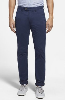 Ted Baker London  - Sorcor Slim Fit Chinos Pants