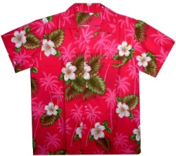 V.H.O - Funky Hawaiian Shirt
