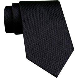 Stafford - Woven Stripe Silk Tie