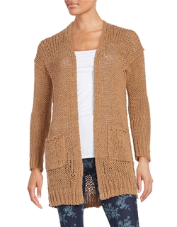 Free People - Open-Knit Cardigan