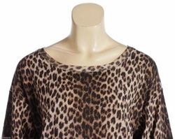 Tradesy - Leopard Print Dress