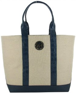 Michael Kors - Fulton Canvas Tote Bag