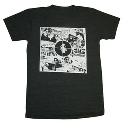 Public Enemy - Steel T-Shirt