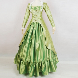 Shanghai Meiyin - Adult Victorian Dress With Corset